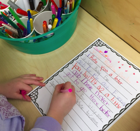 Want Your Students to Love Writing?