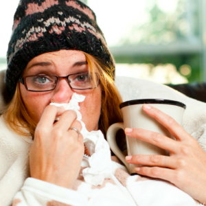 Be Prepared for the Inevitable Sick Day