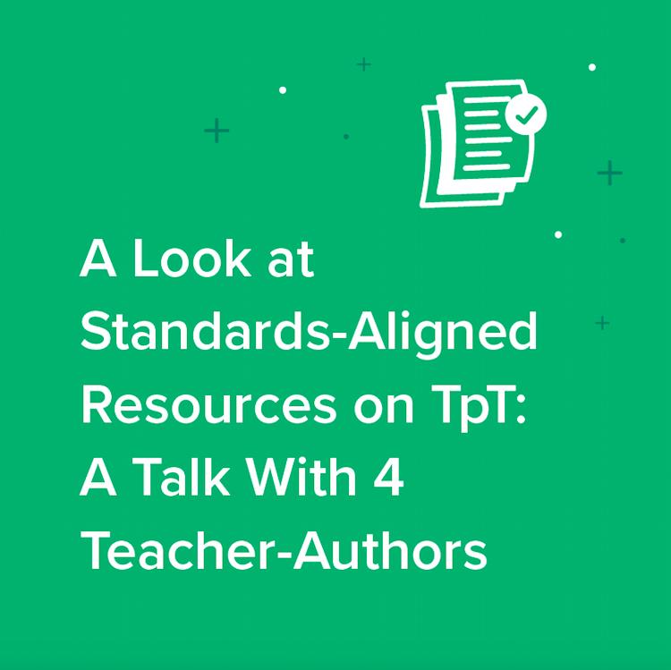 Peek Inside: How 4 Teacher-Authors Incorporate CCSS