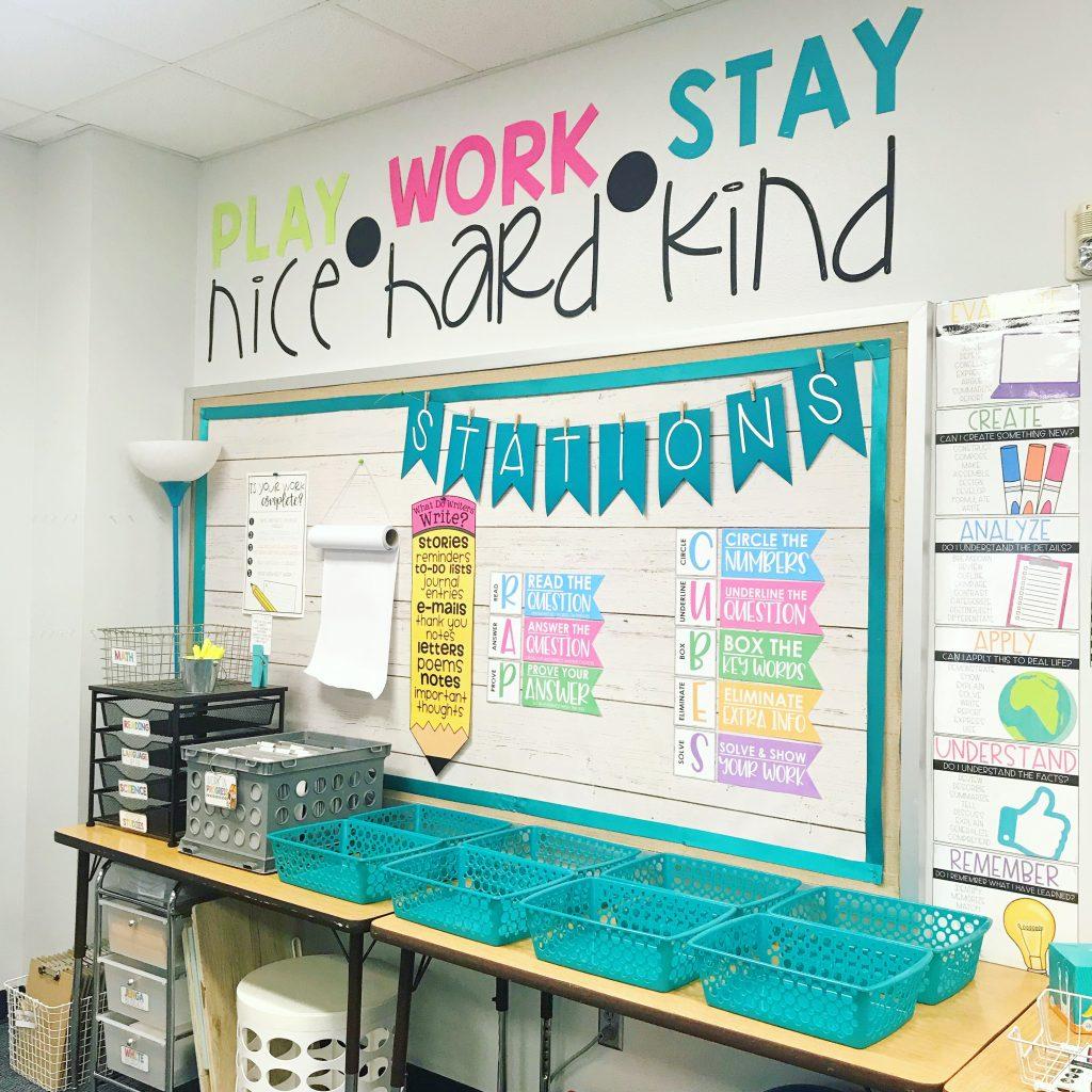 Big Benefits of Classroom Jobs