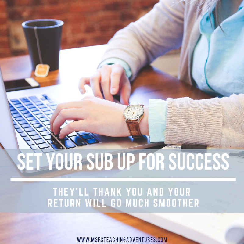 Set Your Sub up for Success