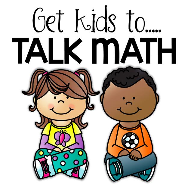 "How I Get My Kids to ""Talk Math"""