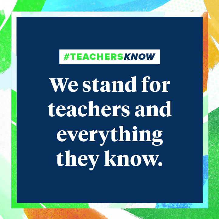 TpT Stands for What #TeachersKnow