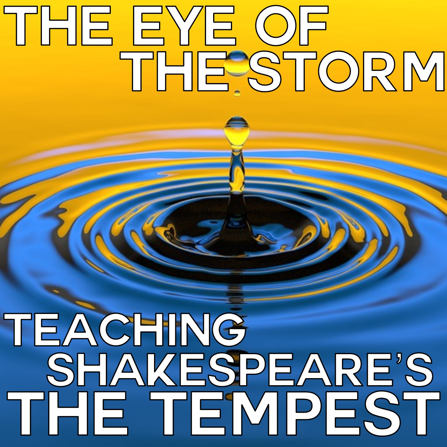 So Much to Explore With <i>The Tempest</i>!