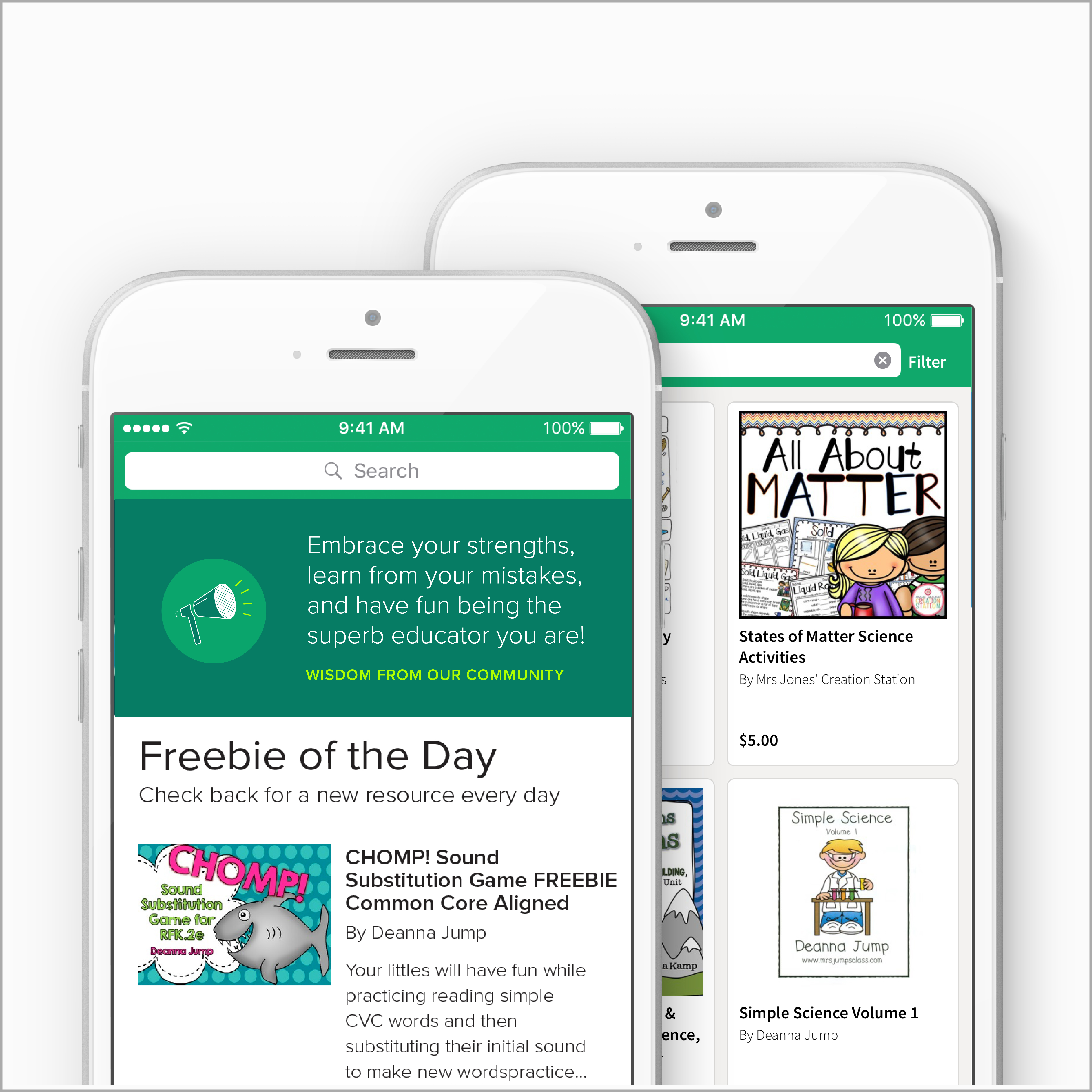 7 Reasons to Get the TpT iPhone App