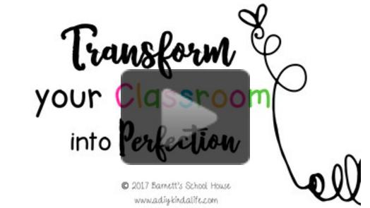 Classroom Management Transformation