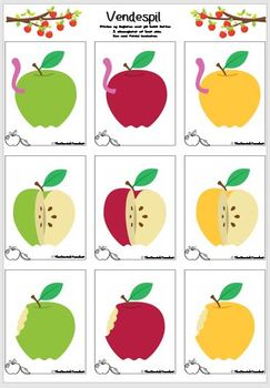 Æblespil