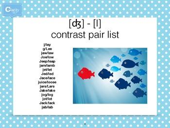 ʤ - l maximal contrast pair slide show
