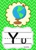 Γράμμα της ημέρας Υ-υ (Letter of the day)
