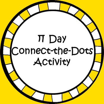 Pi Day Connect the Dots Activity