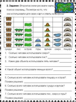 Я изучаю диаграммы. Рабочая тетерадь по математике.