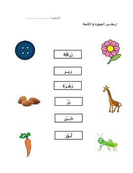 Alphabet - Letter Z (assessment) تقييم  قراءة حرف الزاي