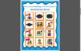 中文学校课程宾果配对卡片板 Mandarin Chinese School course unit bingo matching words board