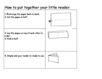正方形小閱讀書 Little Chinese Reader: Squares