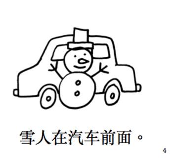 雪人在哪裡小閱讀書 Little Chinese Reader: Where is the Snowman