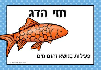 חזי הדג - פעילות בנושא זיהום מים
