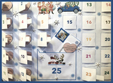 """Другой адвентный календарь """"25 добрых дел"""""""