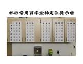 林敏高频字坐标定位展示墙