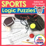 Sports Logic Puzzles