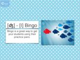 ʤ - l Contrast Bingo