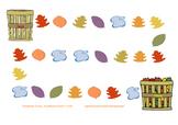 """Επιτραπέζιο παιχνίδι """"Για μια Βουτιά στα Φθινοπωρινά Φύλλα"""""""