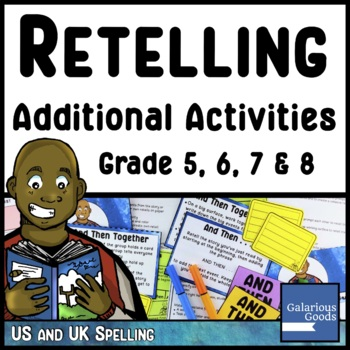 Retelling Additional Activities for Reading