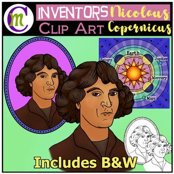 Nicolaus Copernicus Clipart