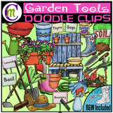 Garden Tools Clipart