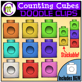 Counting Cube Clipart