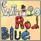 Colors Clipart   Doodle Words