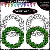 (0-20) Counting Holly Berries - Sequence, Counting & Math