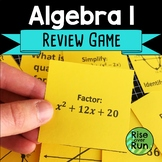 Algebra I Review Game