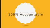 100% Accountable