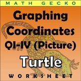 #075 - Graphing Coordinates Picture (Turtle)