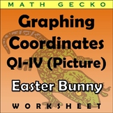 #079 - Graphing Coordinates Picture (Easter Bunny)