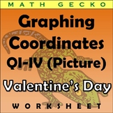 #080 - Graphing Coordinates Picture (Valentine's Day)