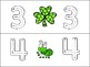 St. Patrick's Day Writing Practice for Pre-K and Kindergarten