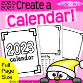 2021 and 2022 Calendar Parent Christmas Gifts for Parents {Calendar Printable} B