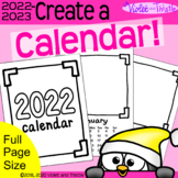 2021 and 2022 Calendar Parent Christmas Gifts for Parents