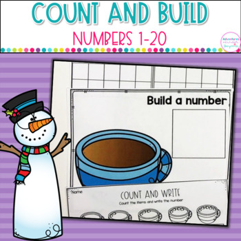 Winter Count, Build and Clip Cards