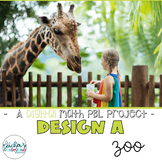 Build a Zoo [Project Based Learning] DIGITAL & Paper Based