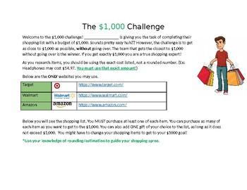 $1,000 Challenge