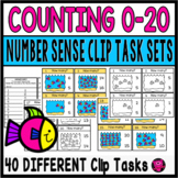 Counting Packet One to One Correspondence (1-20)