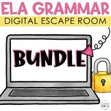 (1/2 OFF 24 HRS) Grammar ELA Digital Escape Room Google Ap