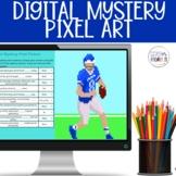 Pronoun Antecedent Agreement Digital Mystery Pixel Picture
