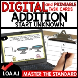 START Unknown (add to 12) DIGITAL PRINTABLE CARDS