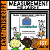 MEASUREMENT | EARLY FINISHER PPT | Module 3 Lesson 5