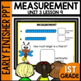 MEASUREMENT| EARLY FINISHER PPT | Module 3 Lesson 9