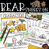 Bear Snores On   Literacy Companion Activities  