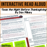 Thanksgiving Read Aloud: 'Twas the Night Before Thanksgiving